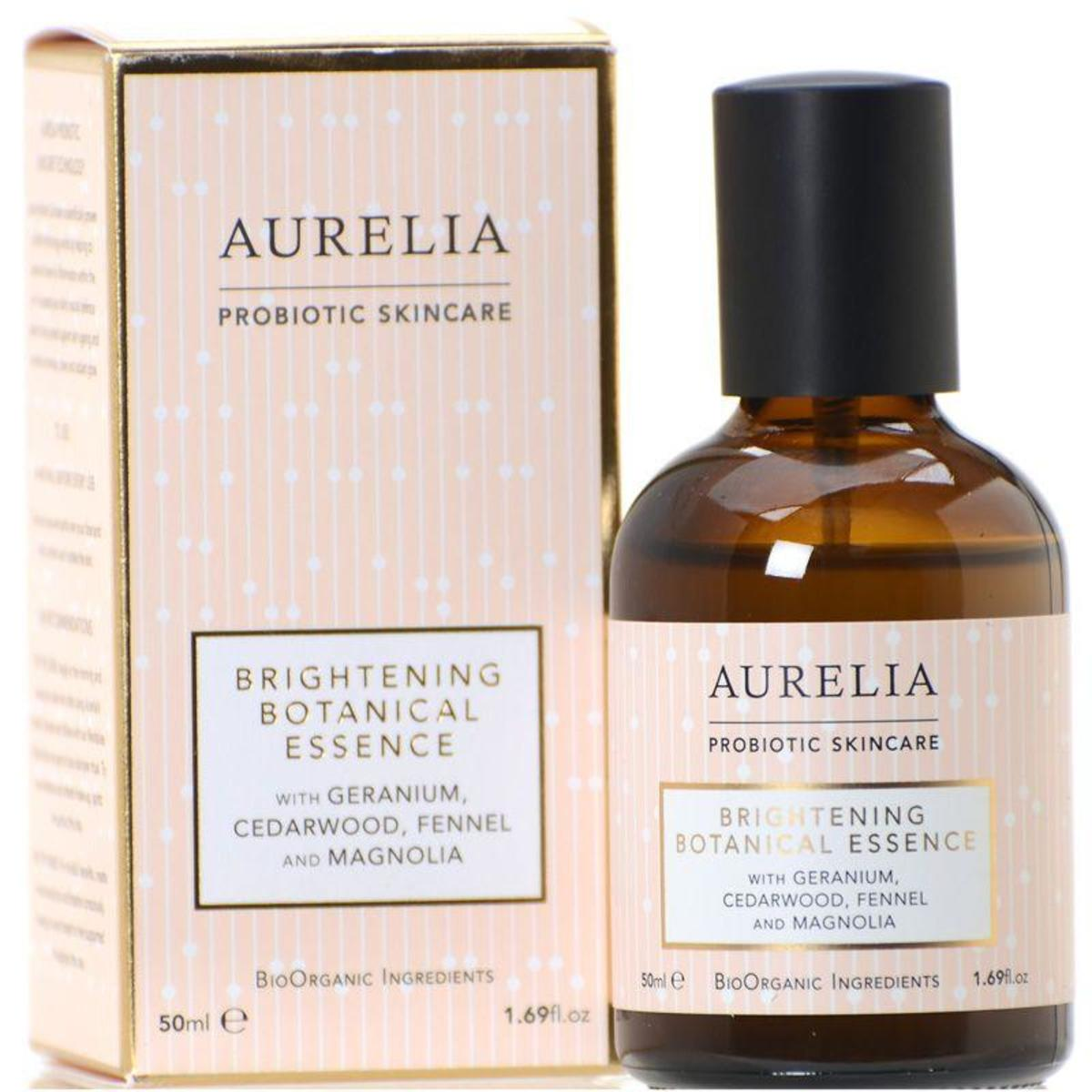 Aurelia Skincare Brightening Botanical Essence