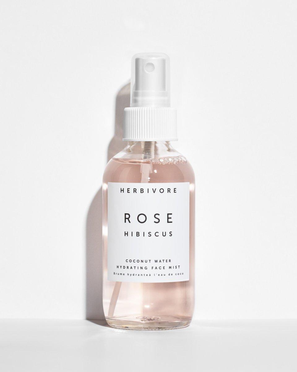 Herbivore Botanicals Rose Hibiscus Facial Mist