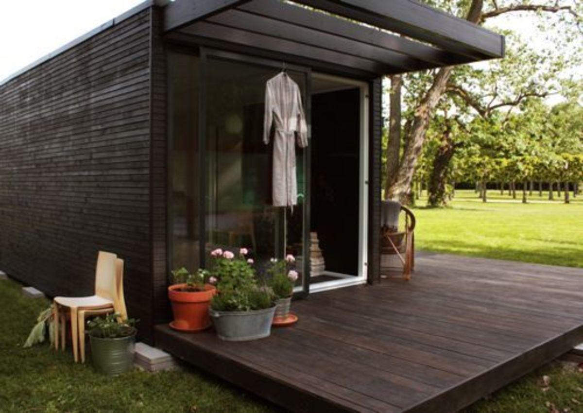 lego cabin