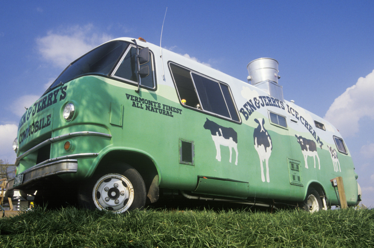 How is Ben & Jerry's Ice Cream Going to Save the World's Non-GMO Food Supply?