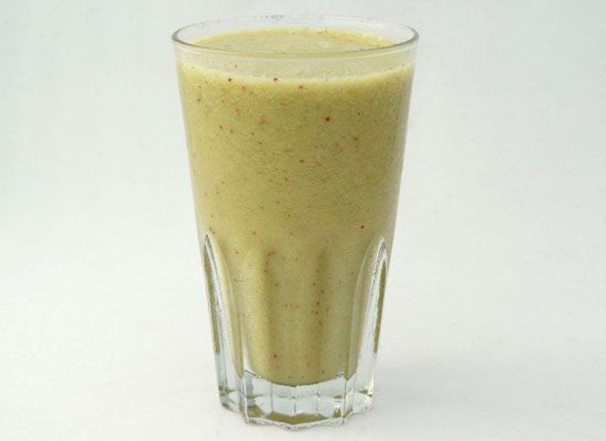 organic white nectarine juice