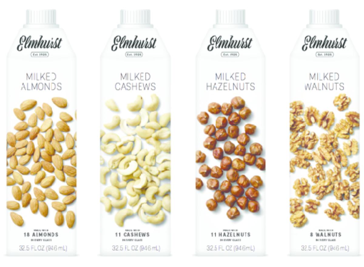 Elmhurst milks