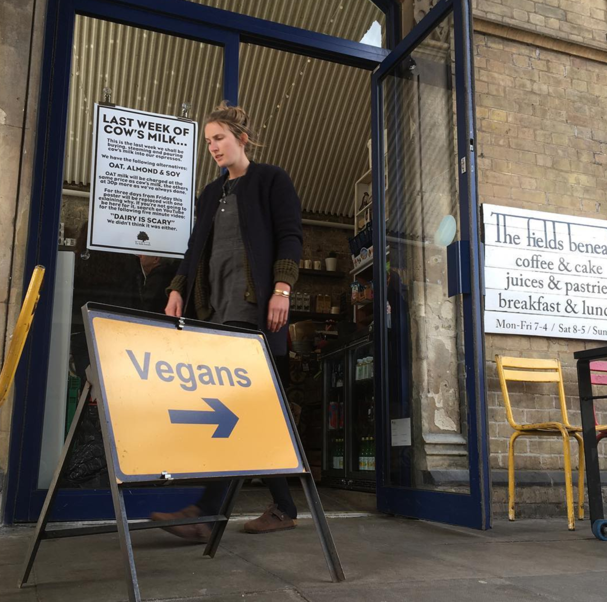 This is What Happens When Businesses Go Vegan