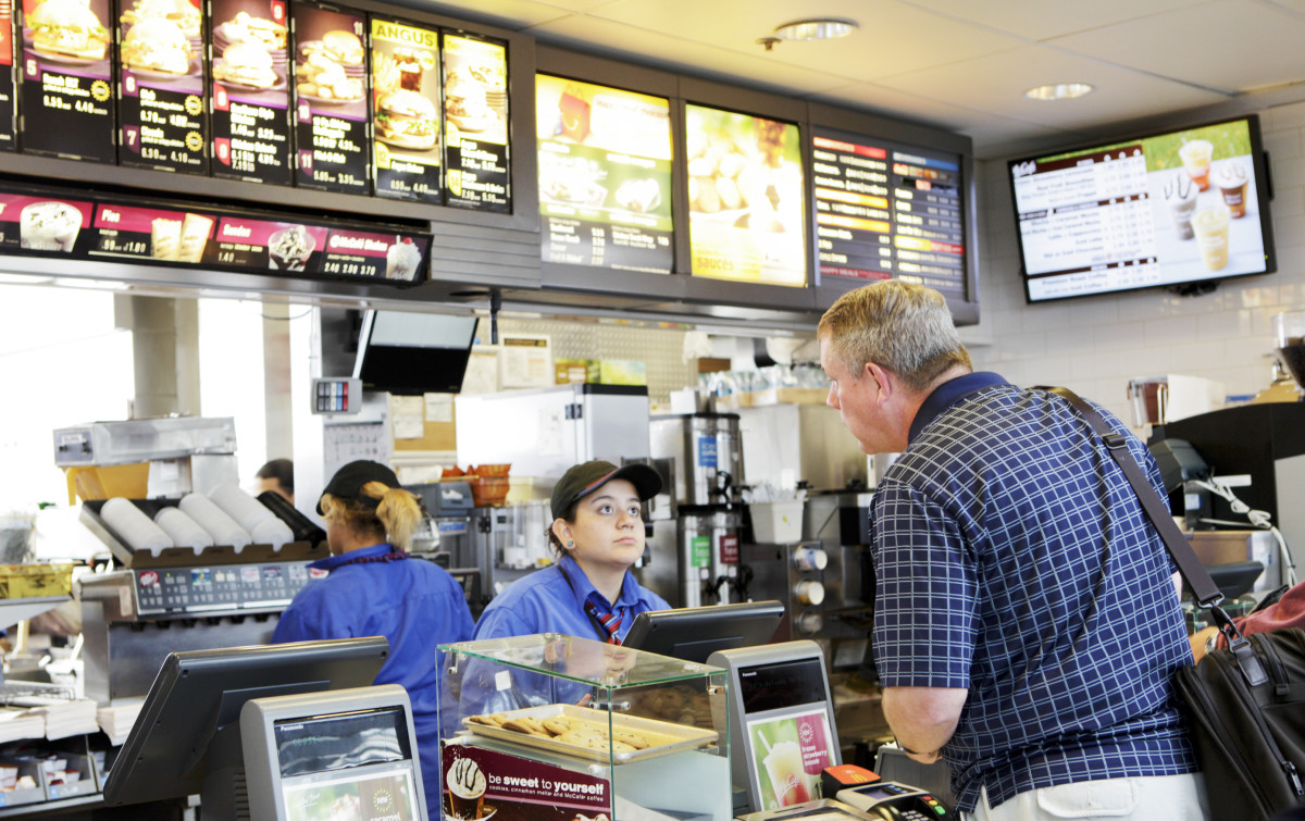 McDonald's Shareholders Push for Global Chain-Wide Antibiotic Removal