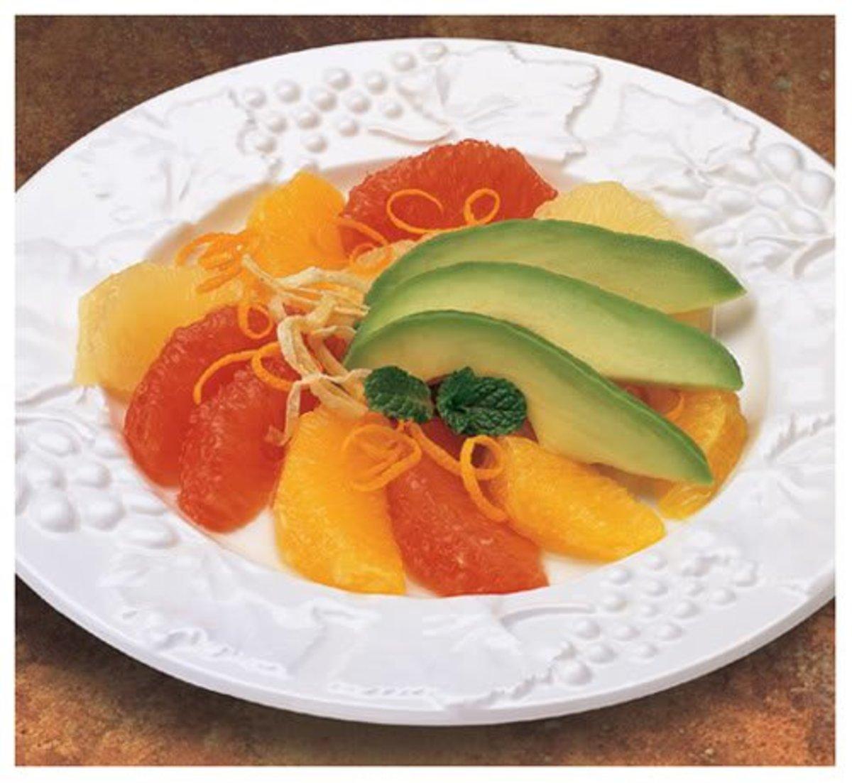 CaliforniaAvocadoGrapefruitSalad1