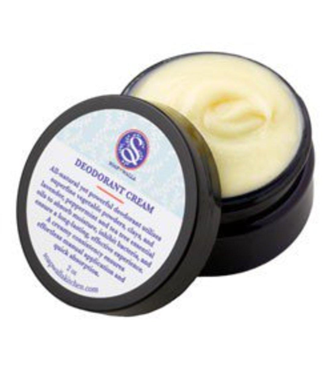 Healthy Deodorant Alternatives Soapwalla Deodorant Cream