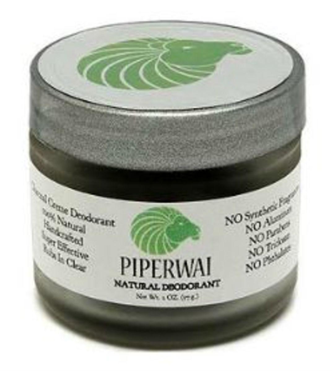 Healthy Deodorant Alternatives Piperwai Deodorant