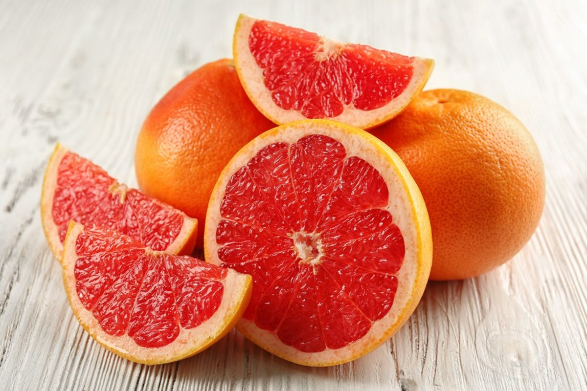the health benefits of grapefruit just make it more delicious