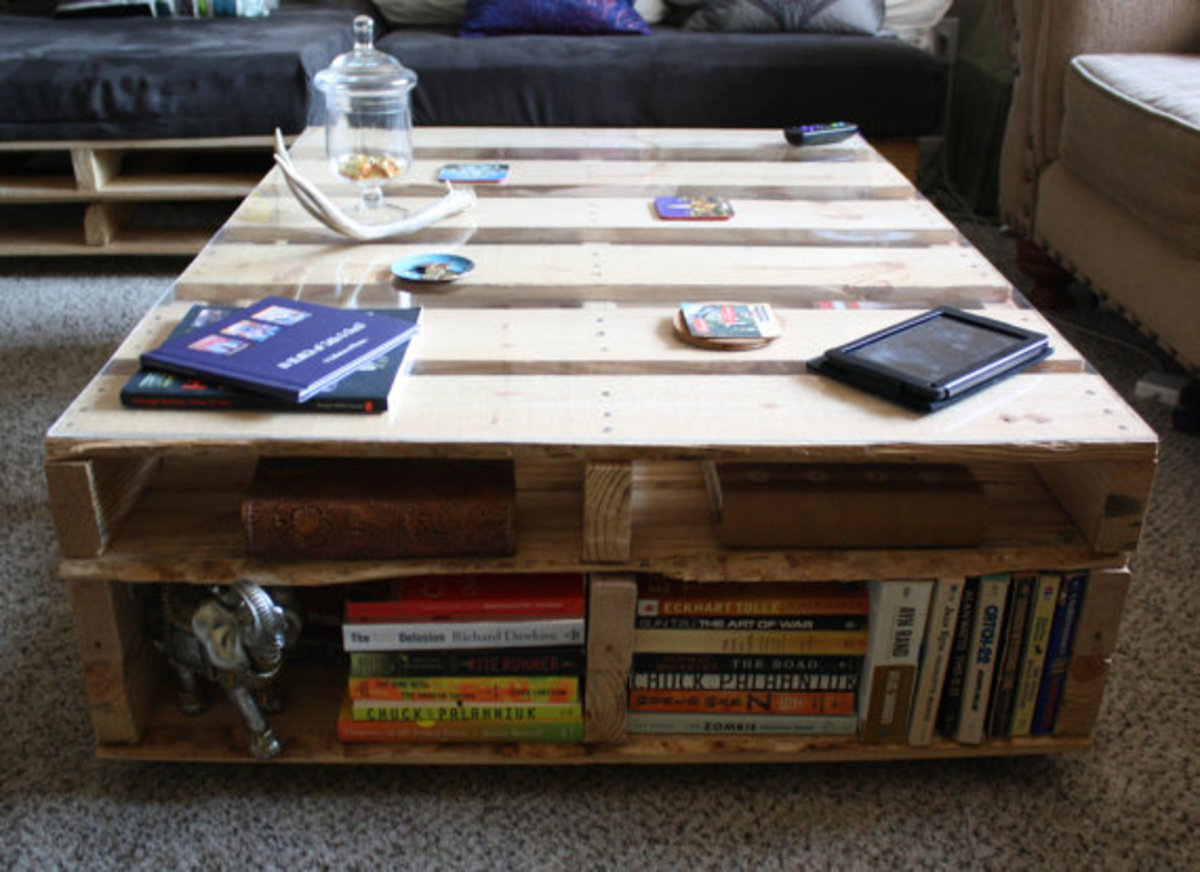 Repurposing ideas for your home.