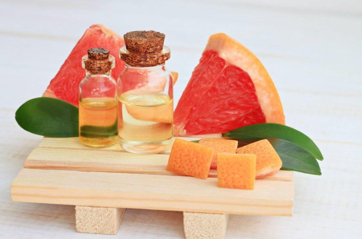 grapefruit essential oils