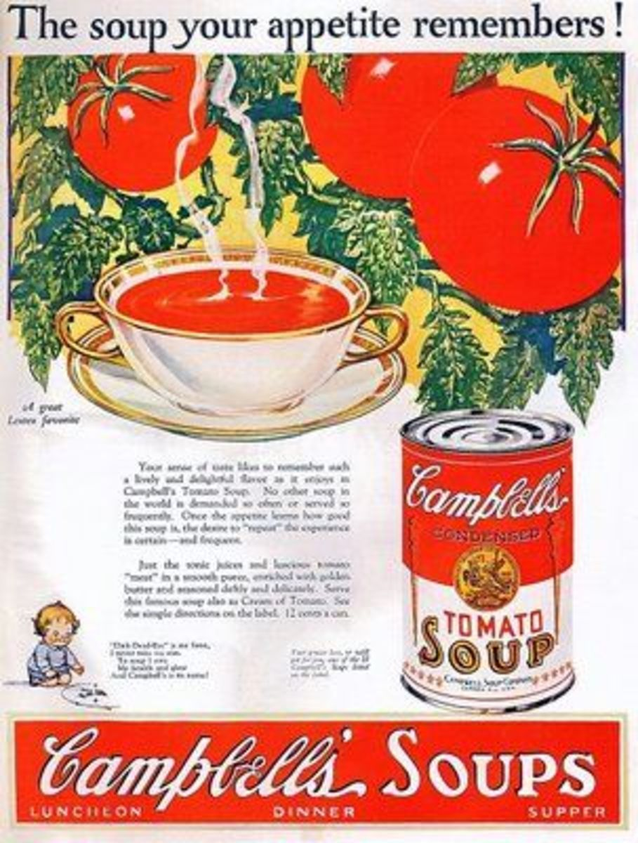 Campbell's Soup being sued over low-sodium claims