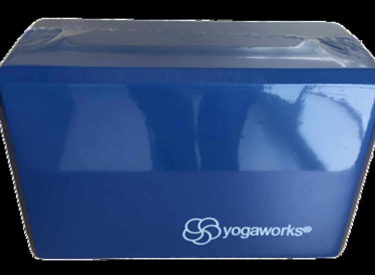 Yoga block, prize pack