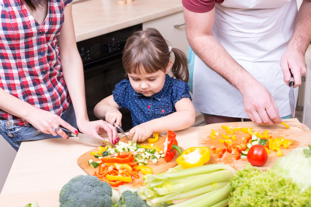 Organic food should be available to all families.