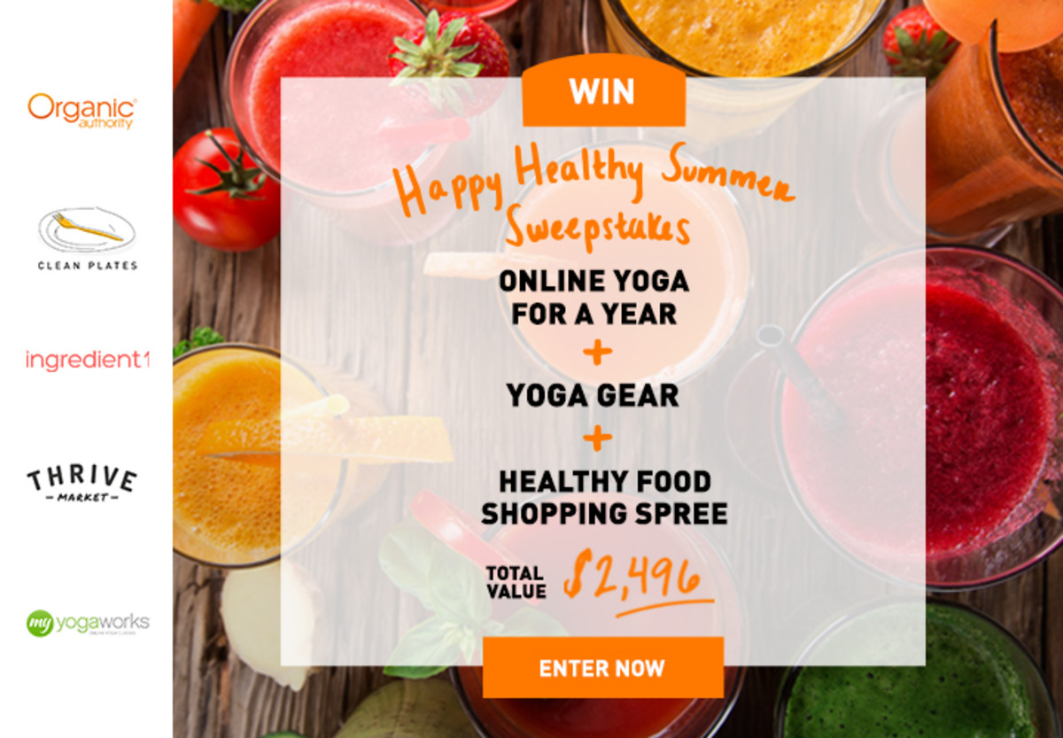 Happy Healthy Summer Sweepstakes