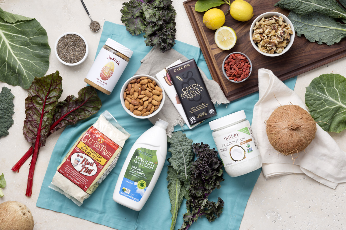 Thrive Organic Authority August Sweeps giveaway.