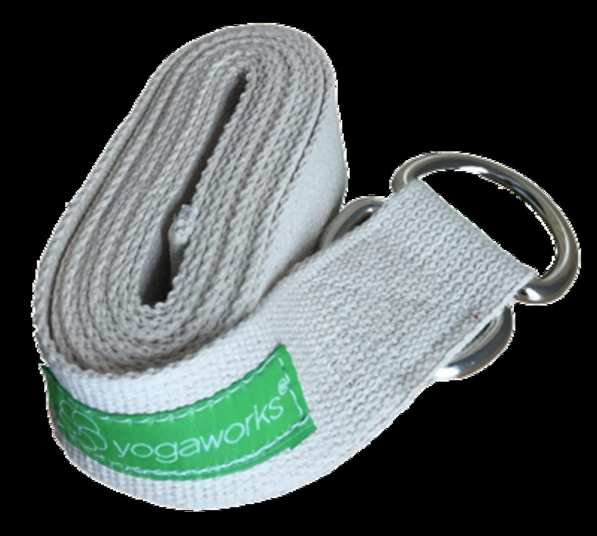 Yoga strap, prize pack