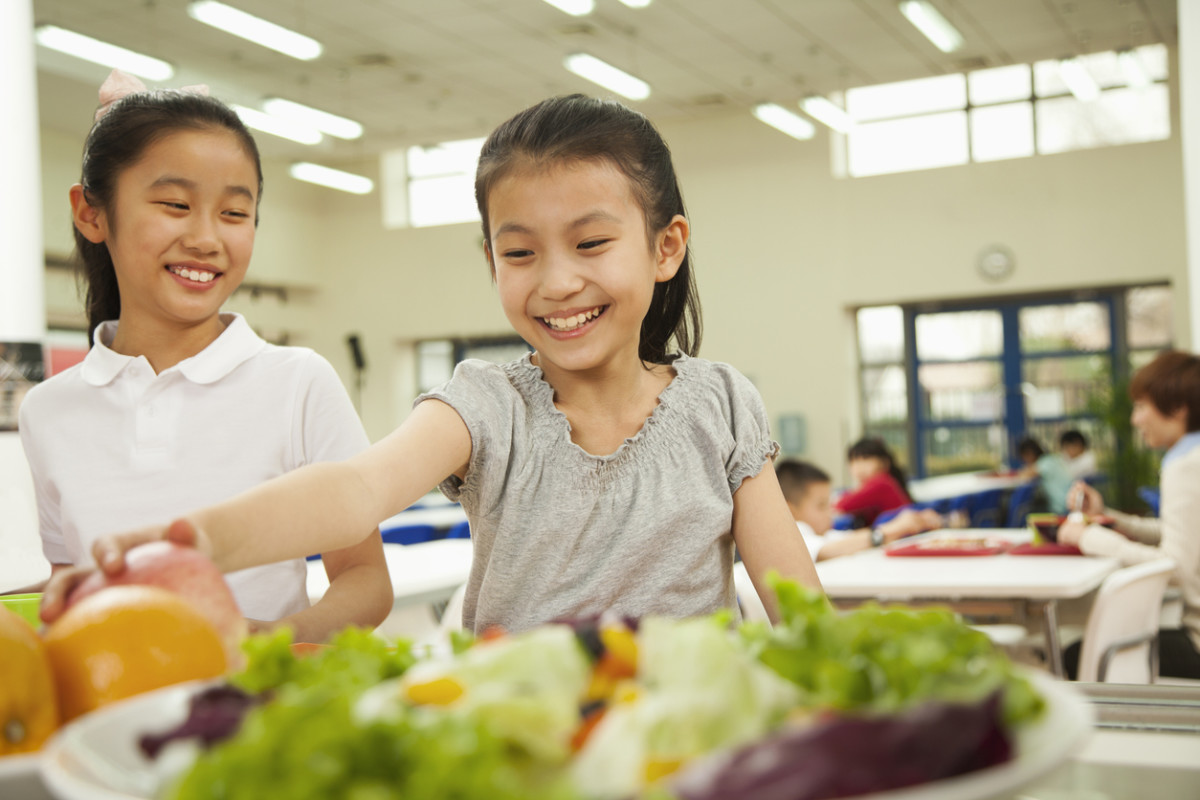 HowGood is Changing School Lunches