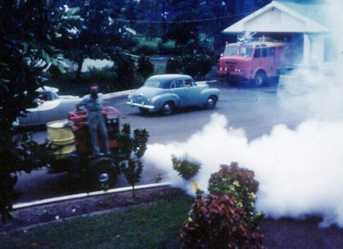 DDT fog