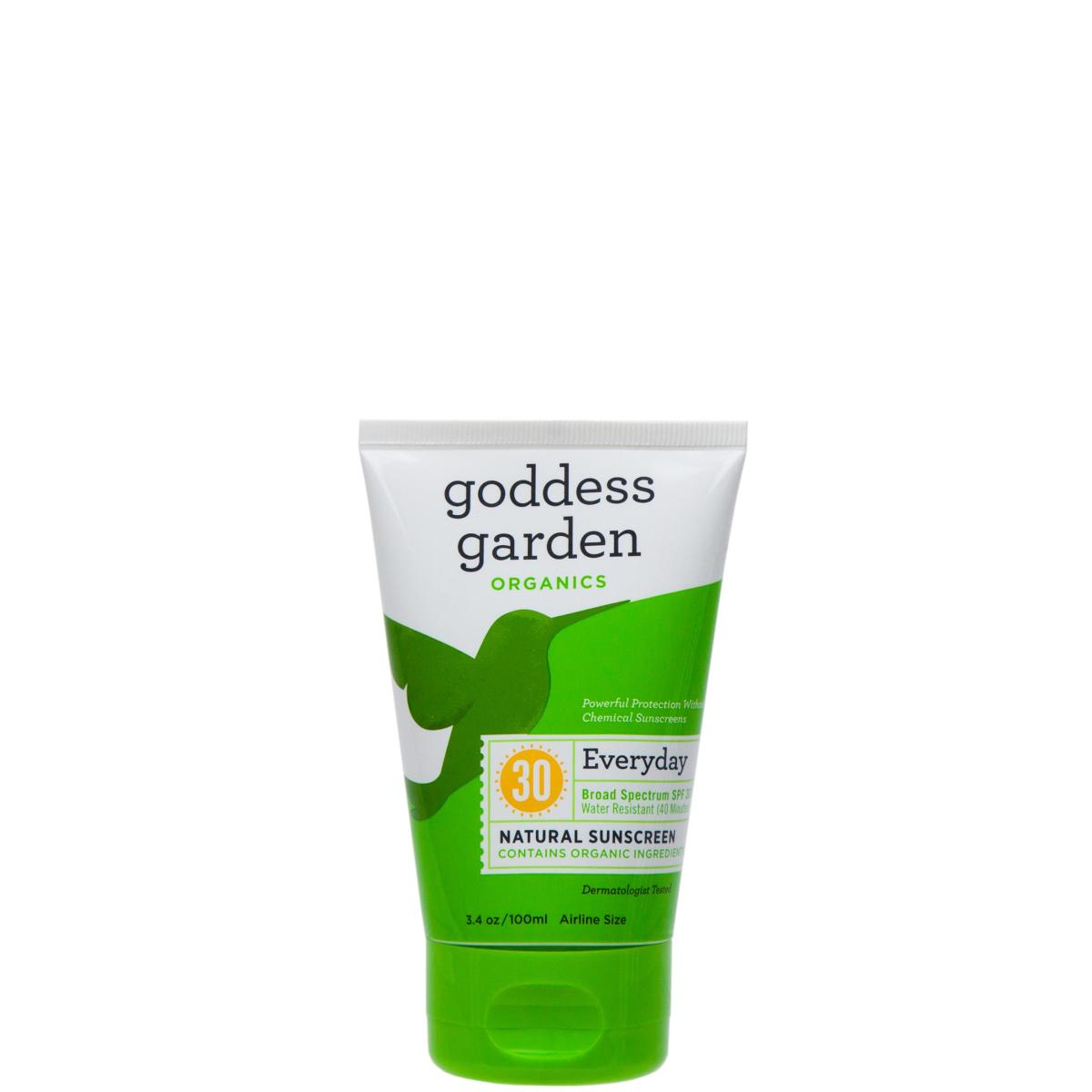 Goddess Garden Everyday Natural Sunscreen Lotion