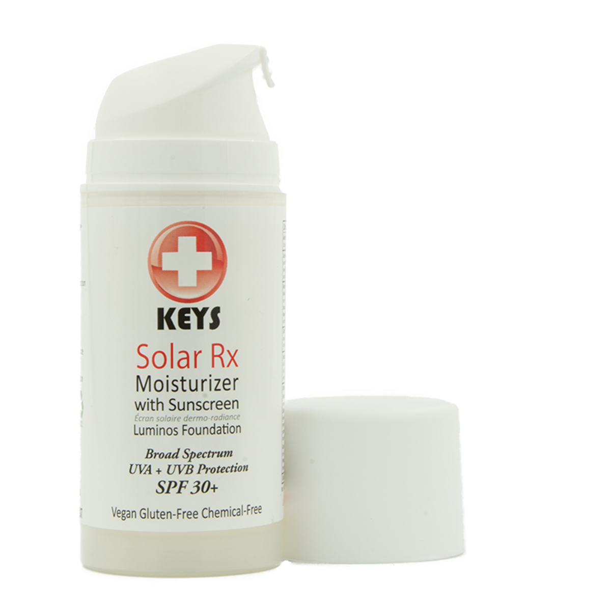 KEYS Solar Rx Hydrating Moisturizer SPF 30+ Sunscreen