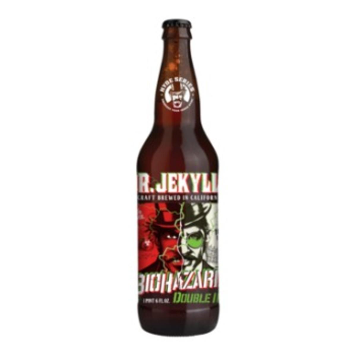 Dr. Jekyll's Organic Beer