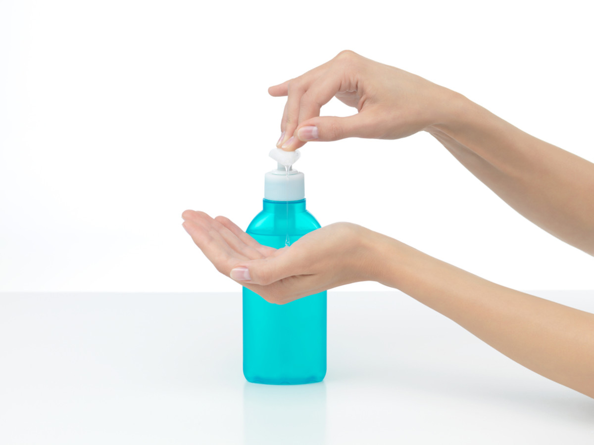 One More Reason to Ditch the Hand Sanitizer: It's Getting Our Kids Drunk