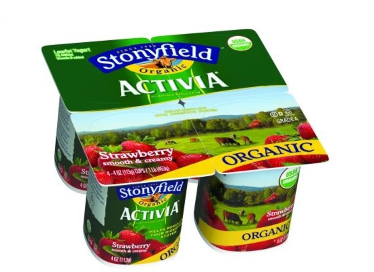 Stonyfield Activia