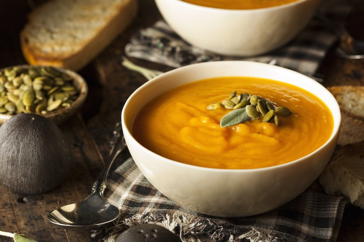 butternut squash recipes - soup