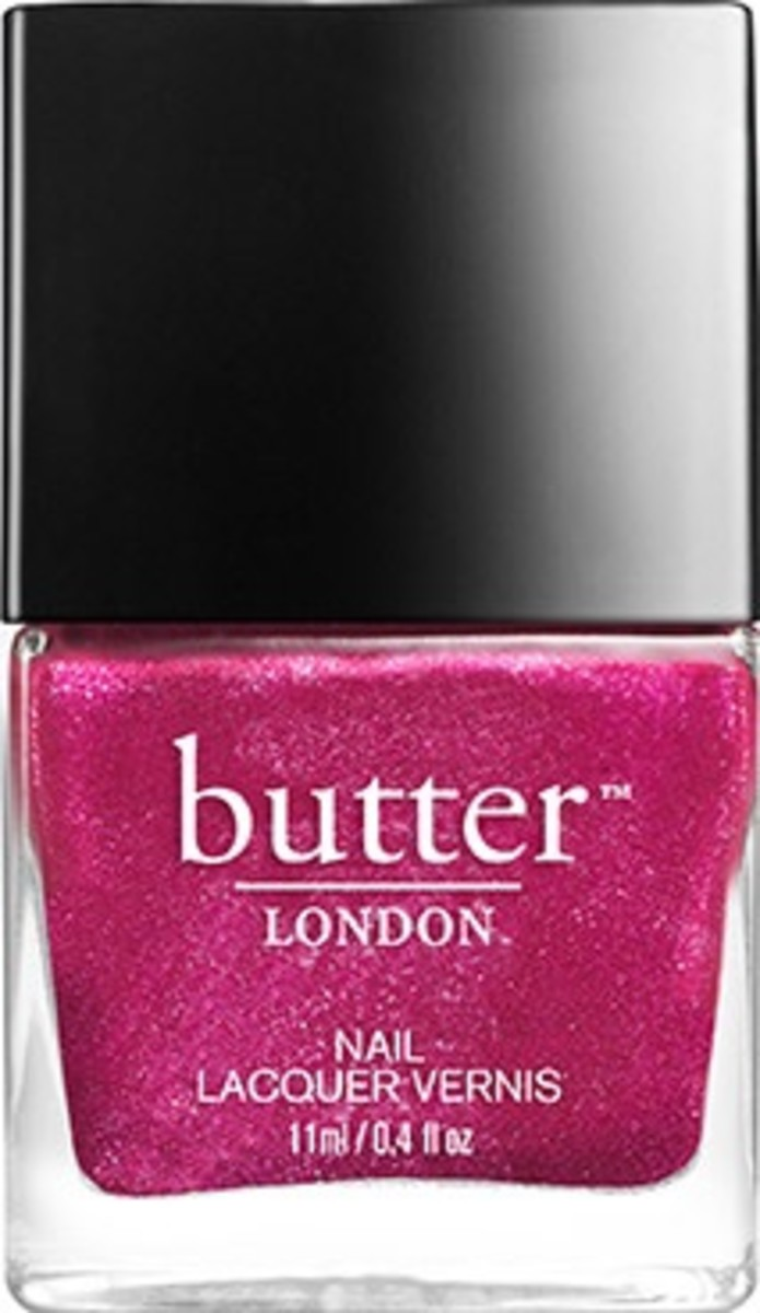butter london pistol pink