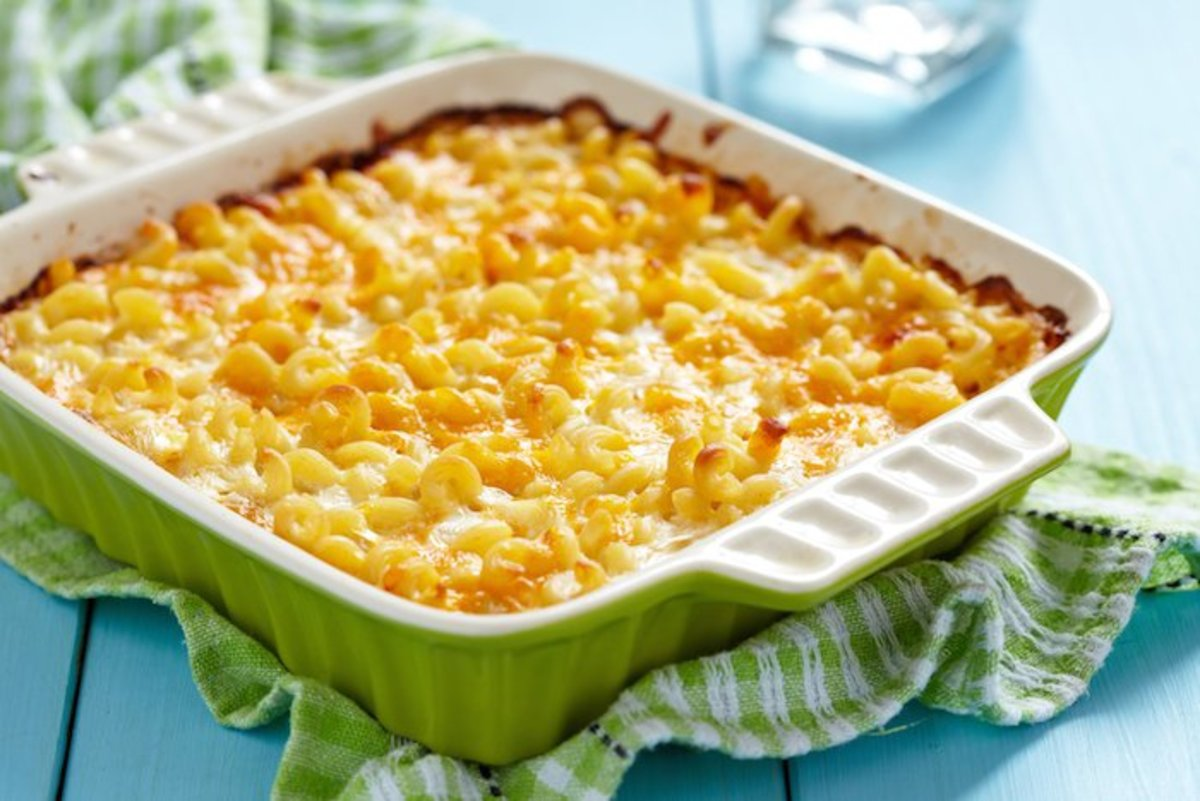 A Sweet Twist on a Family Classic: Homemade Sweet Potato Macaroni and Cheese