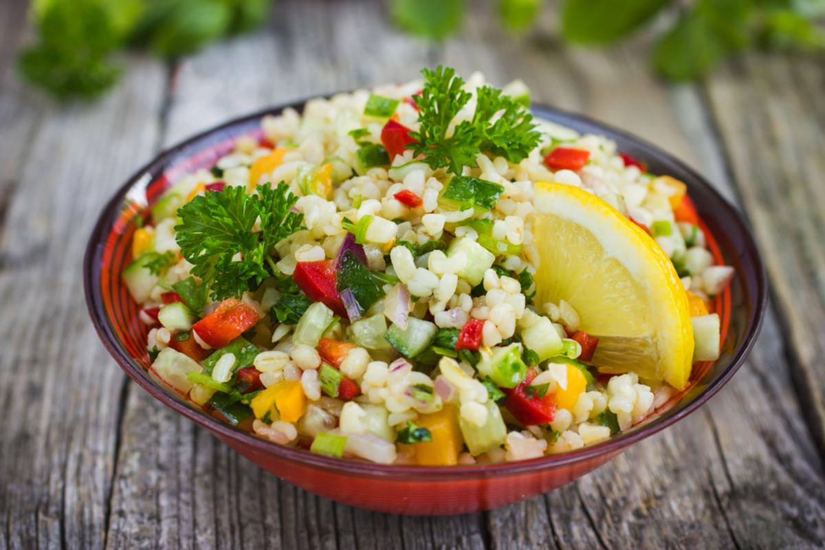 tabbouleh bowl
