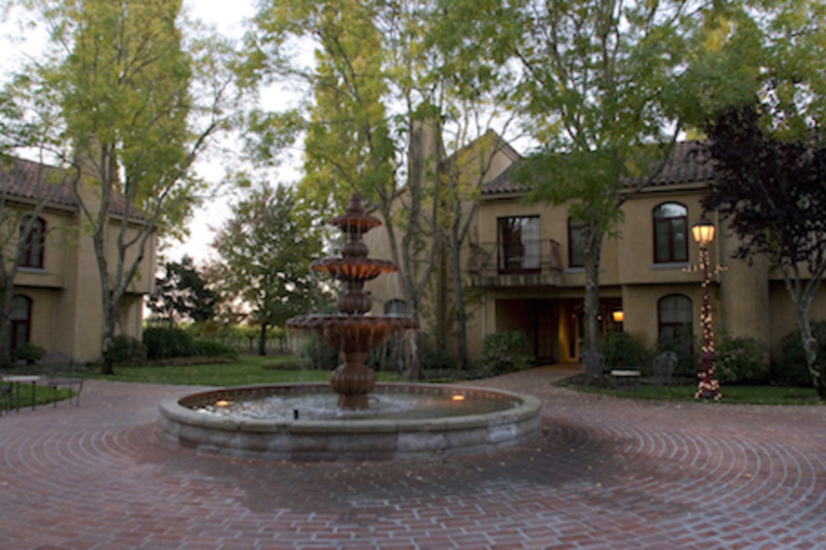 Where to stay in Dry Creek Valley