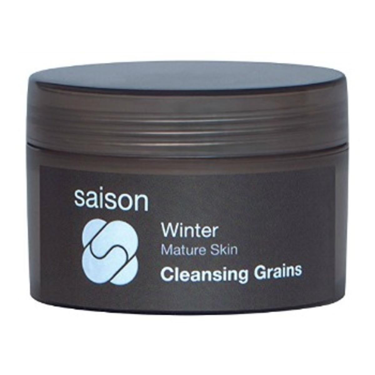 Saison Beauty Cleansing Grains Winter