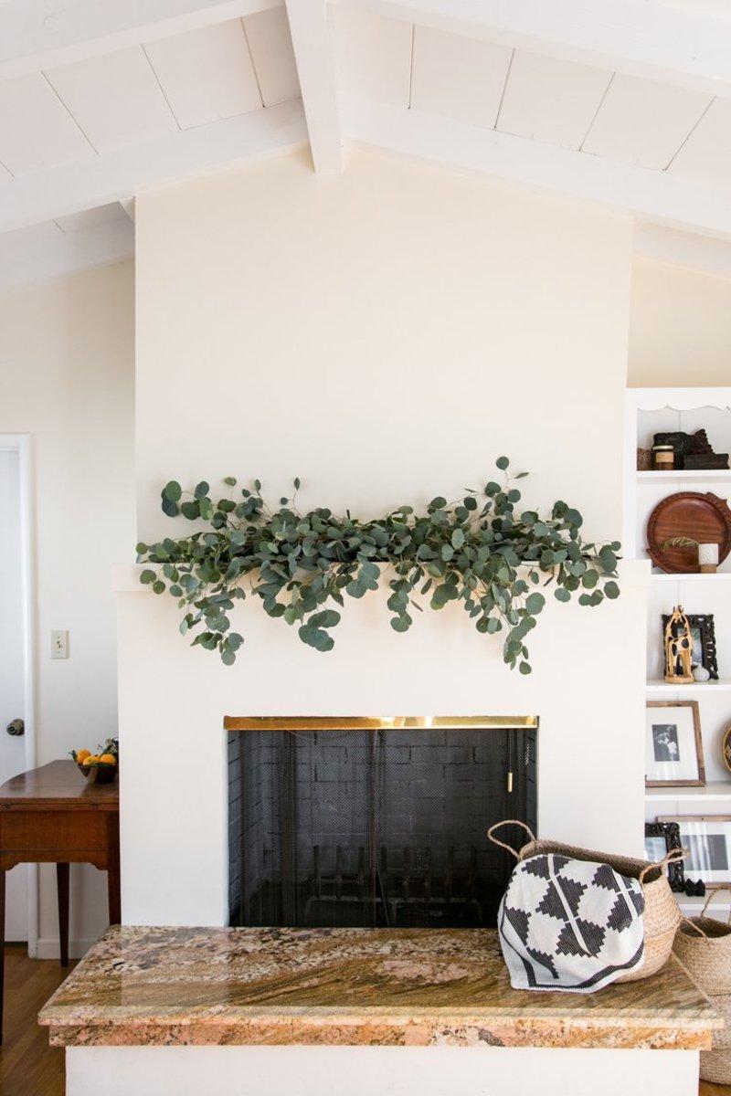 eucalyptus decorating
