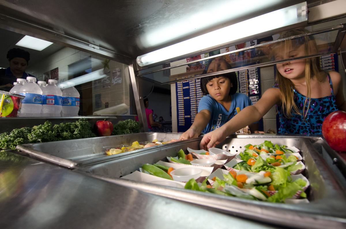 school nutrition photo
