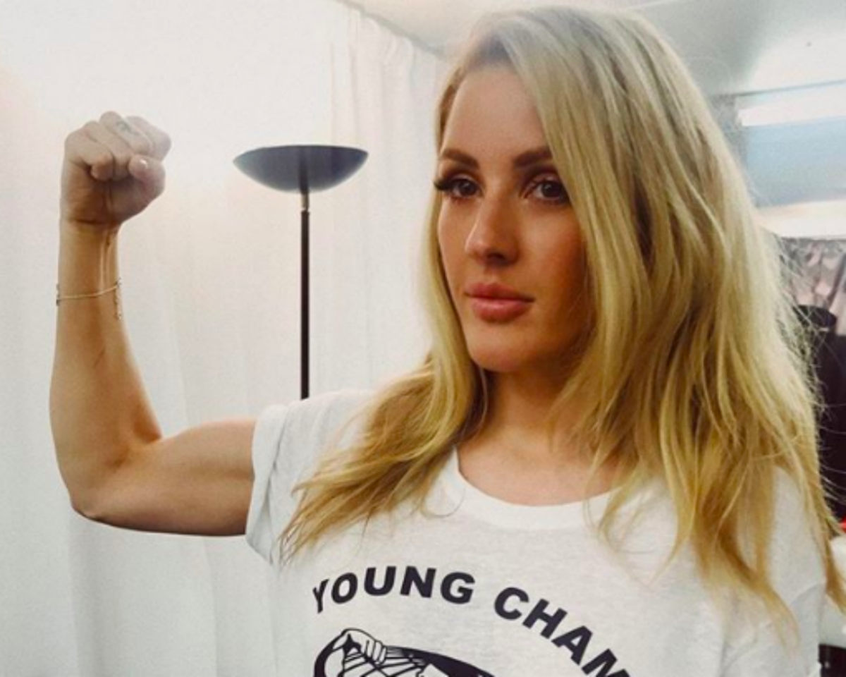 Female Celebs Aren't Afraid to Lift Heavy So Why Are You?