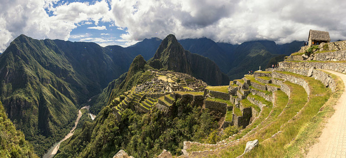 machu picchu - spiritual retreats