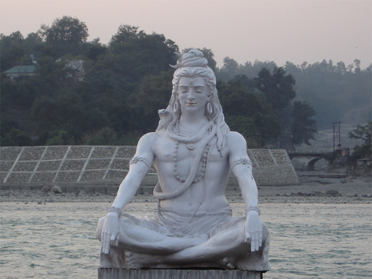 spiritual retreats rishikesh