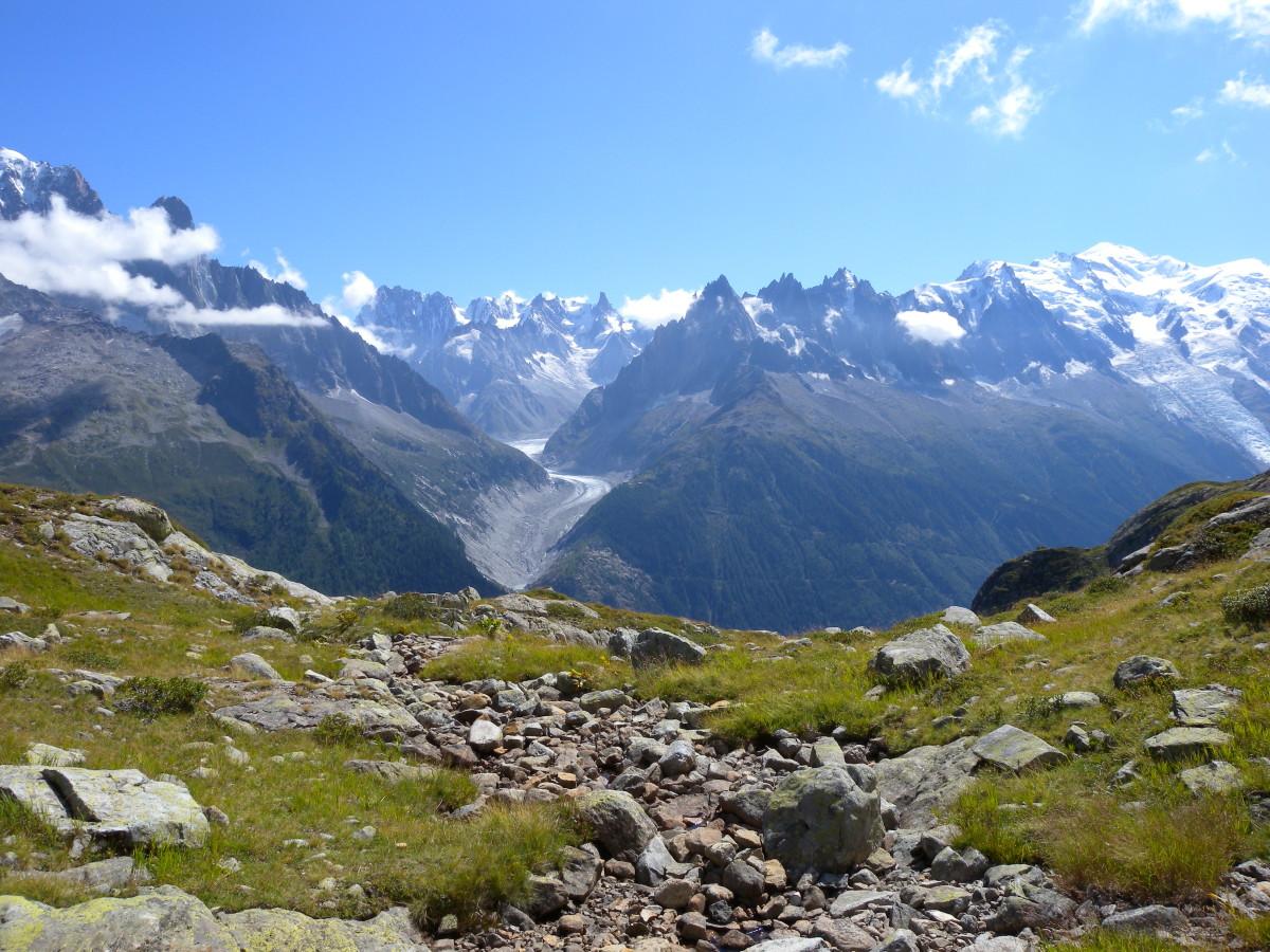 spiritual retreats - alps
