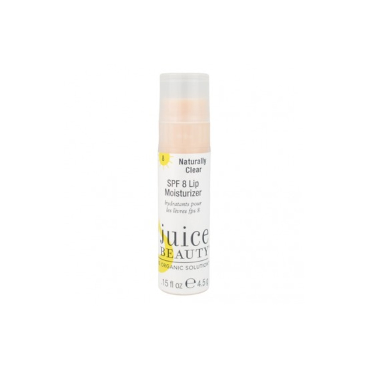 Juice Beauty SPF 8 Lip Moisturizer - Naturally Clear