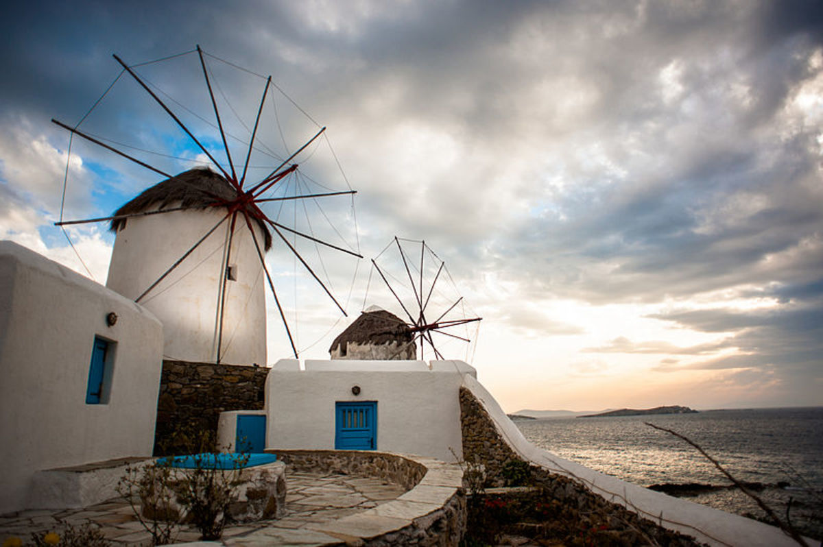 mykonos - spiritual retreats