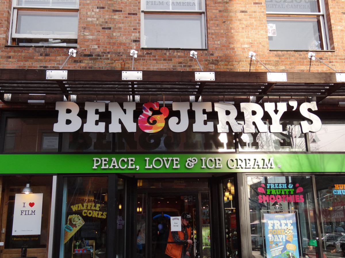 Ben & Jerry's Finally Announce a Vegan Ice Cream is in the Works