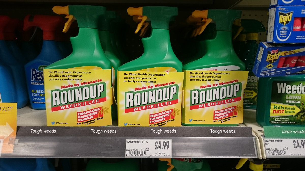 Another Jury Says Monsanto's Roundup Causes Cancer