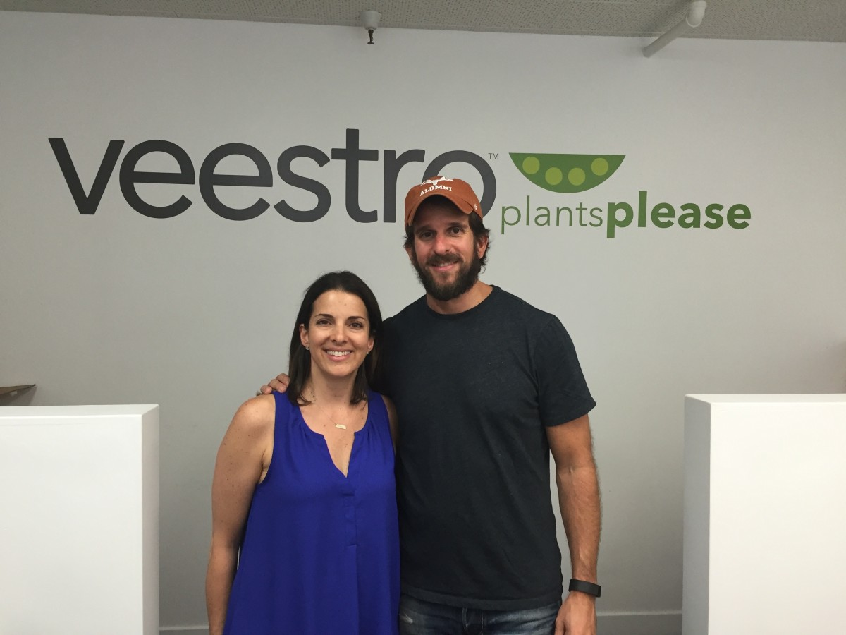 Veestro founders Monica Klausner and Mark Fachler
