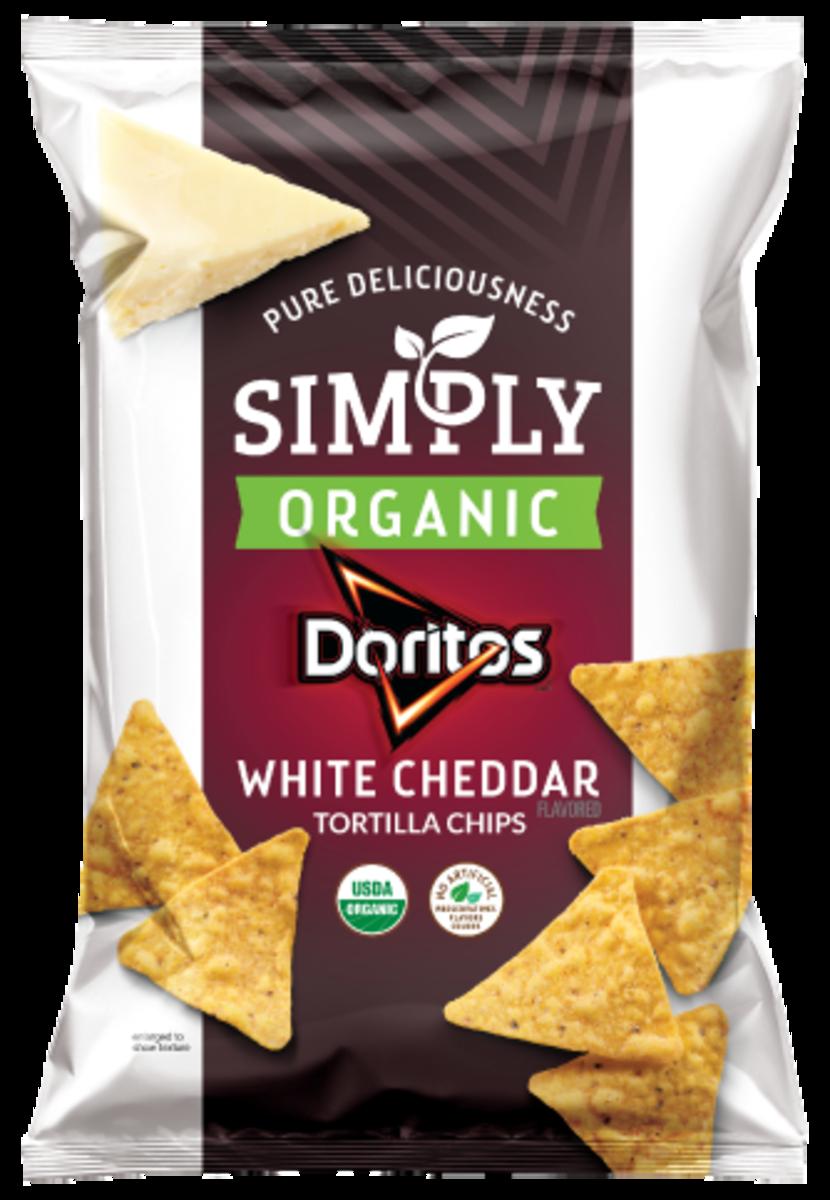 Frito-Lay Just Launched Organic Doritos