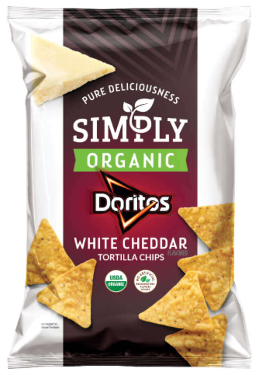 Organic Doritos At Whole Foods