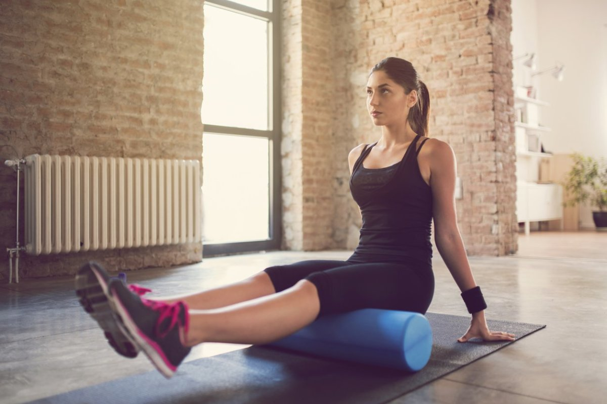 I Tried Foam Rolling For A Month And Here S What Happened