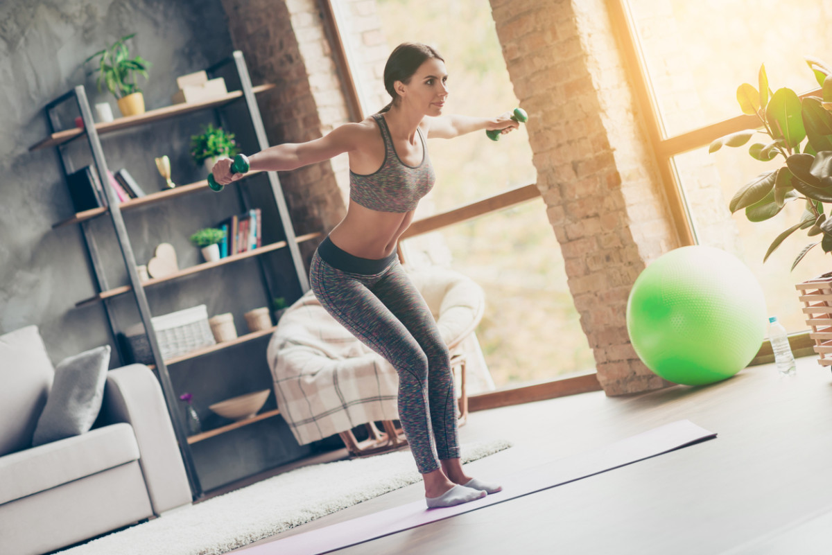 What You Need to Create the Perfect Home Gym