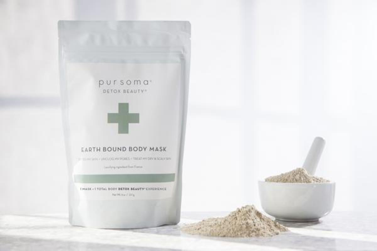 Pursoma Earthbound Body Mask