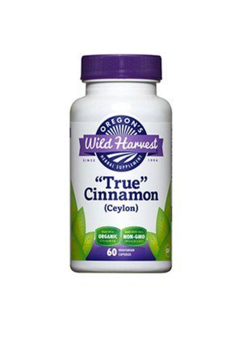 Oregon Wild Harvest True Cinnamon
